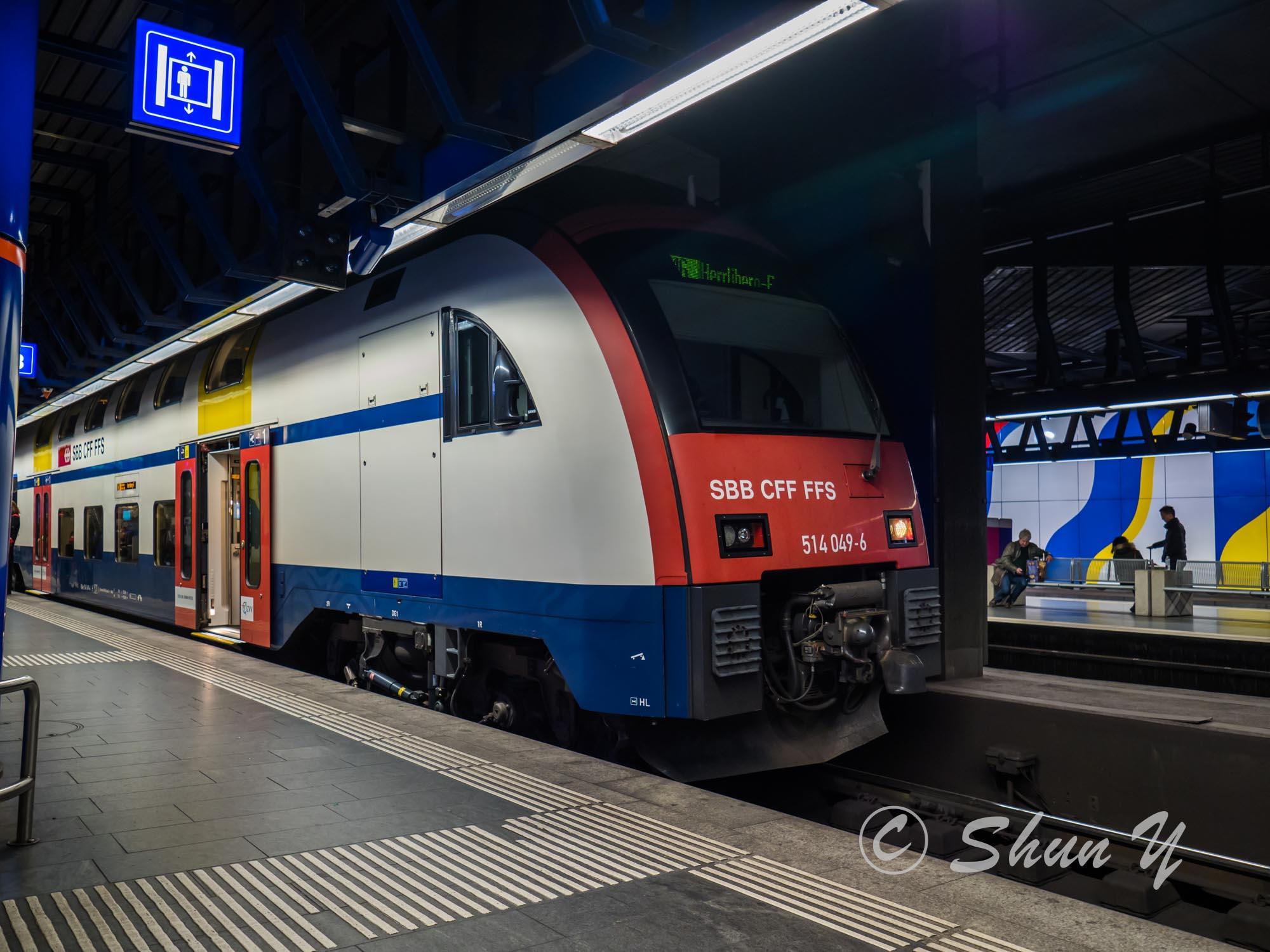 チューリッヒ鉄道