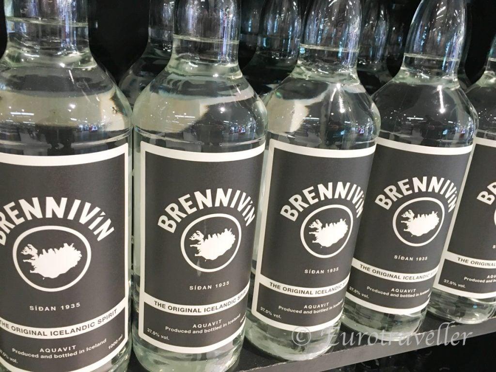 アイスランドのお酒