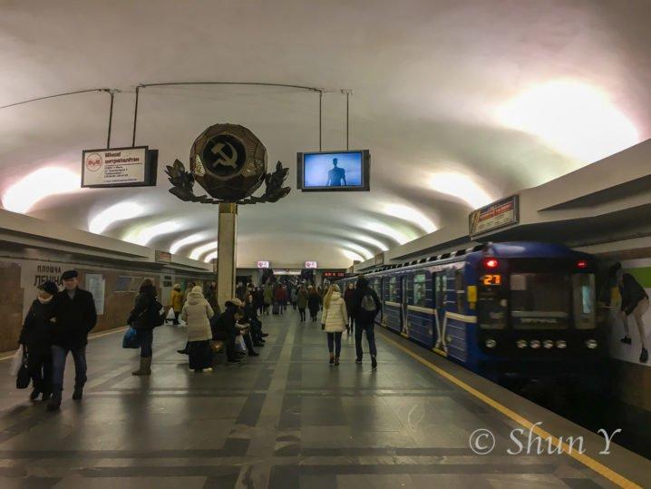 ミンスク地下鉄