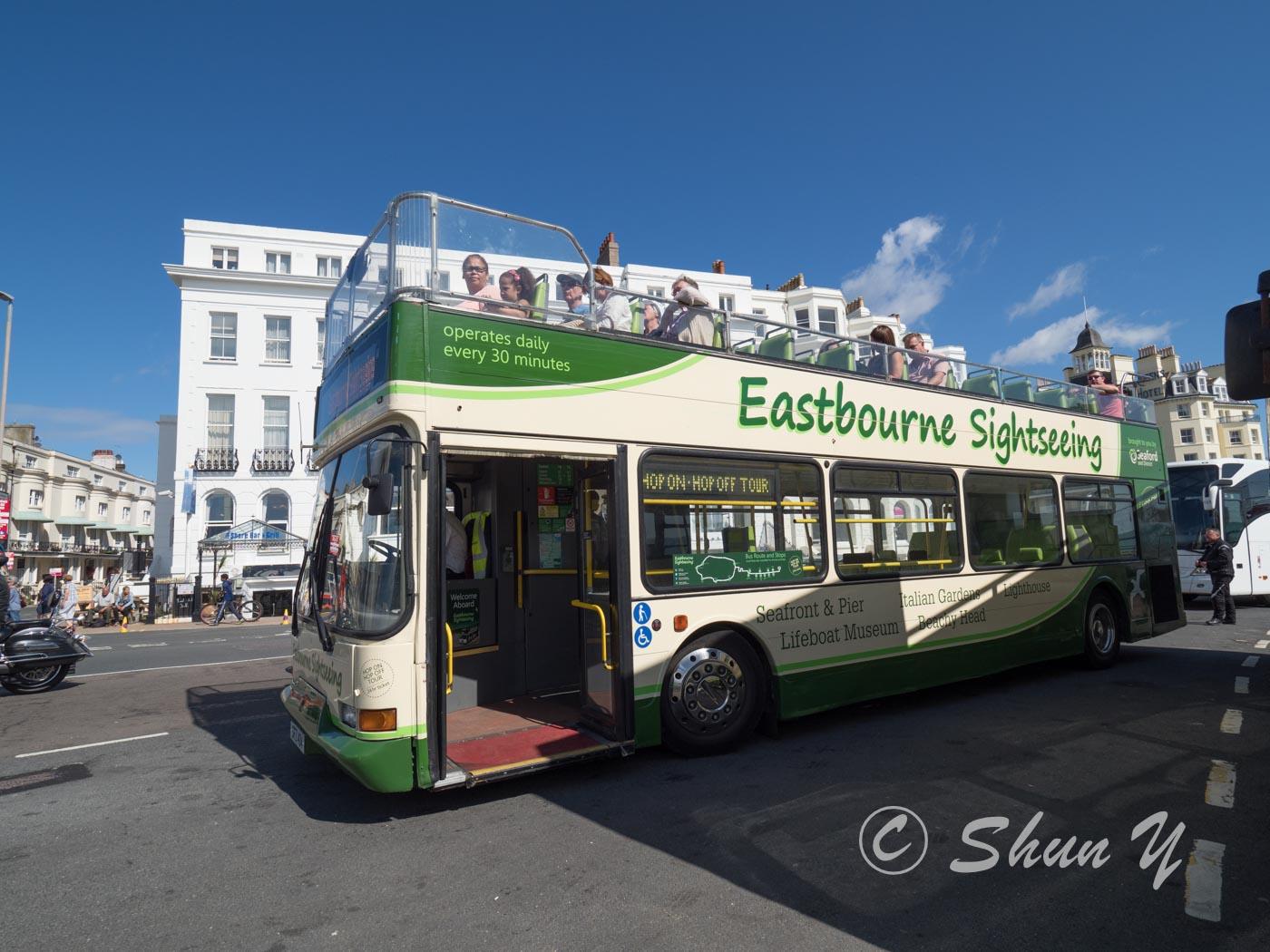 ホップオンバス