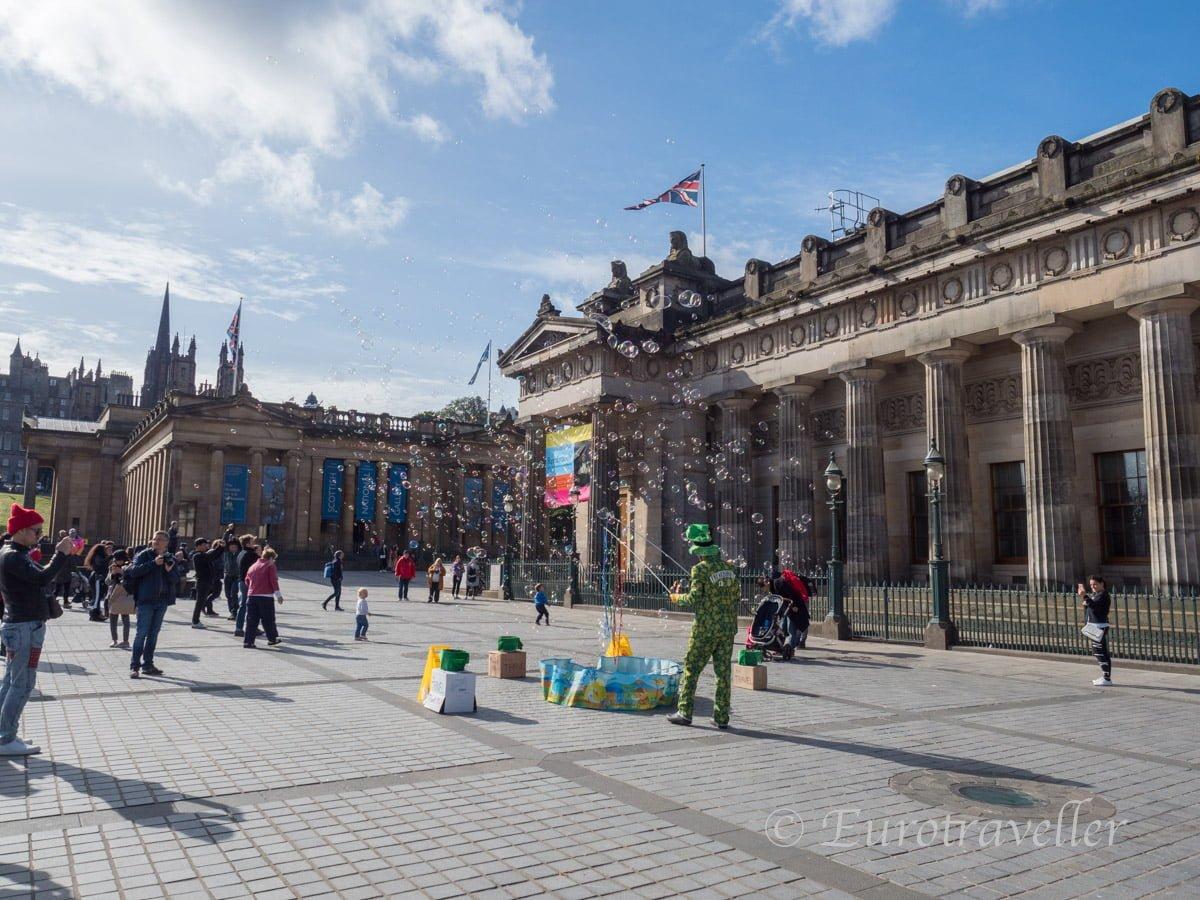 スコットランド国立美術館