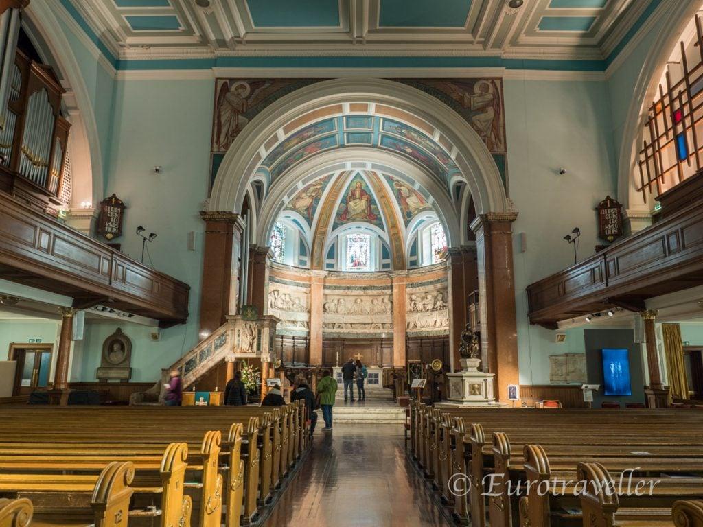 エディンバラの教会