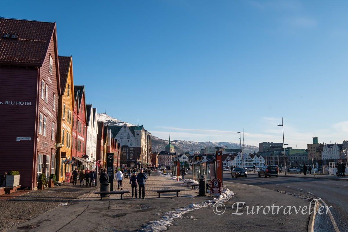 冬の北欧観光