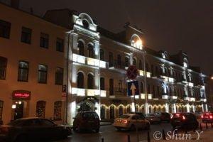 ミンスクおすすめホテル