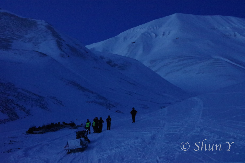ヒョルス山 Hiorthfjellet