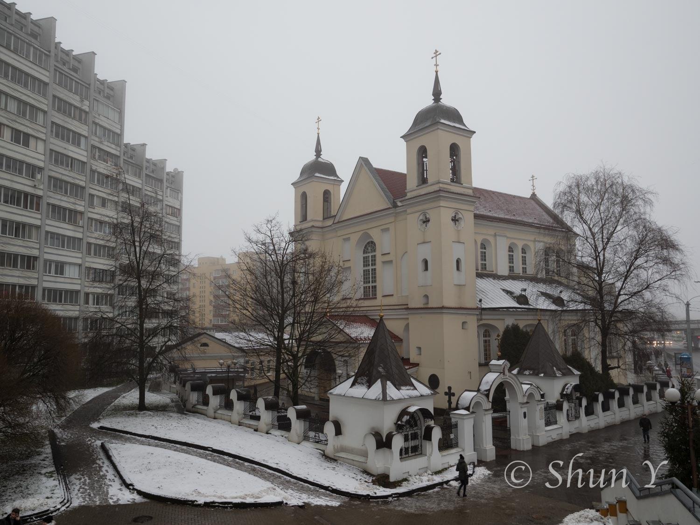 ミンスクの正教会
