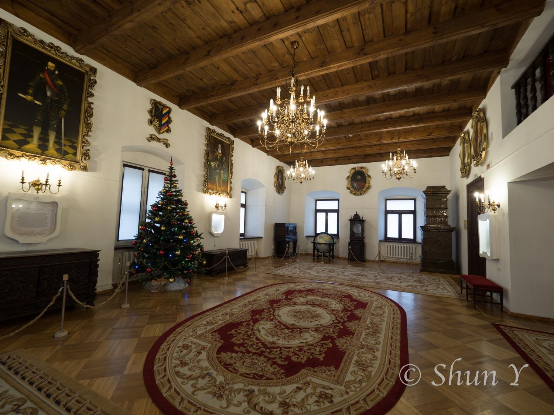 ネスヴィジ市庁舎