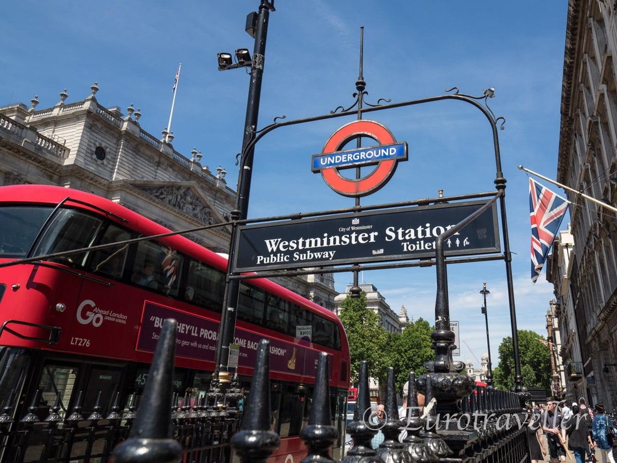 ロンドンアンダーグラウンド