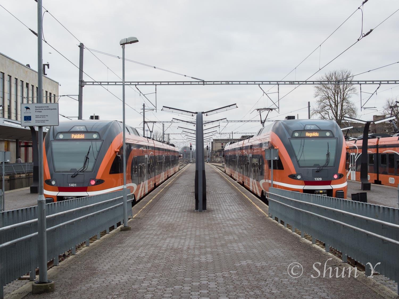 エストニア国鉄