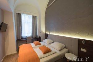 リュブリャナのオススメホテル