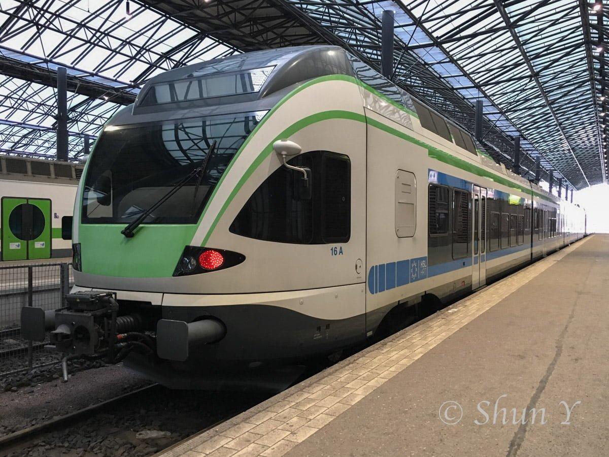 フィンランド鉄道Sm5