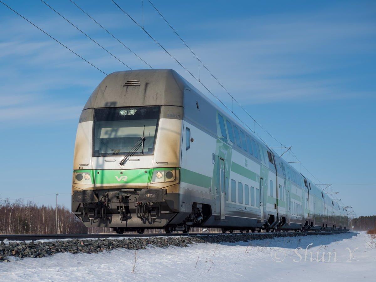 フィンランド鉄道