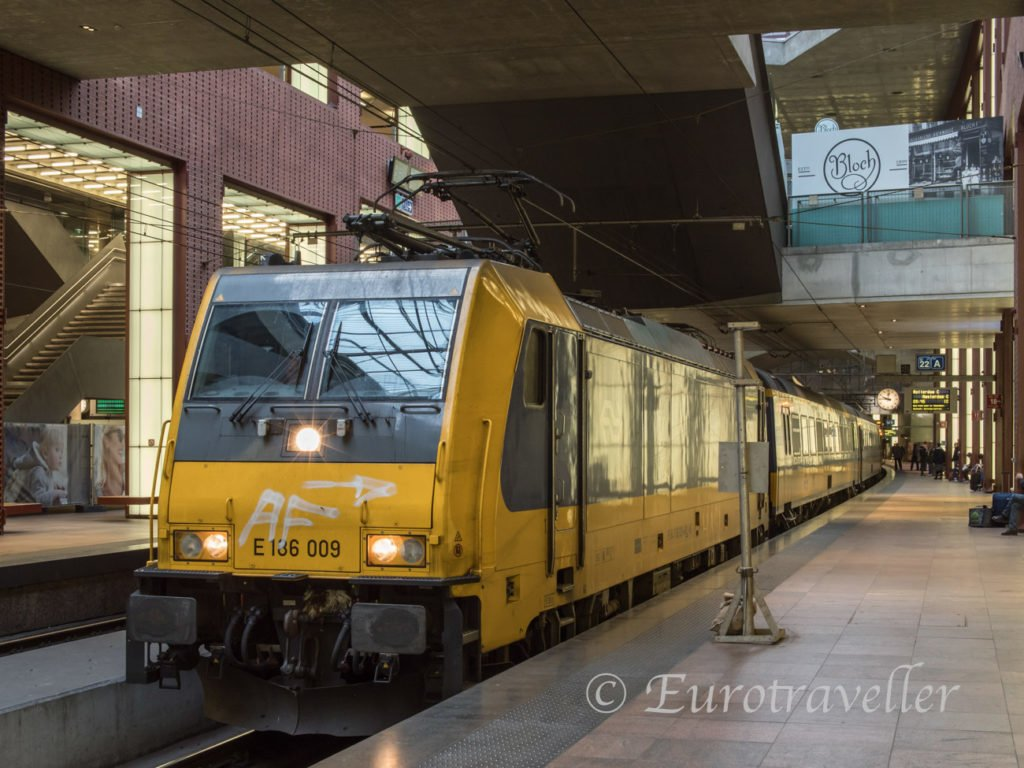 オランダ国鉄