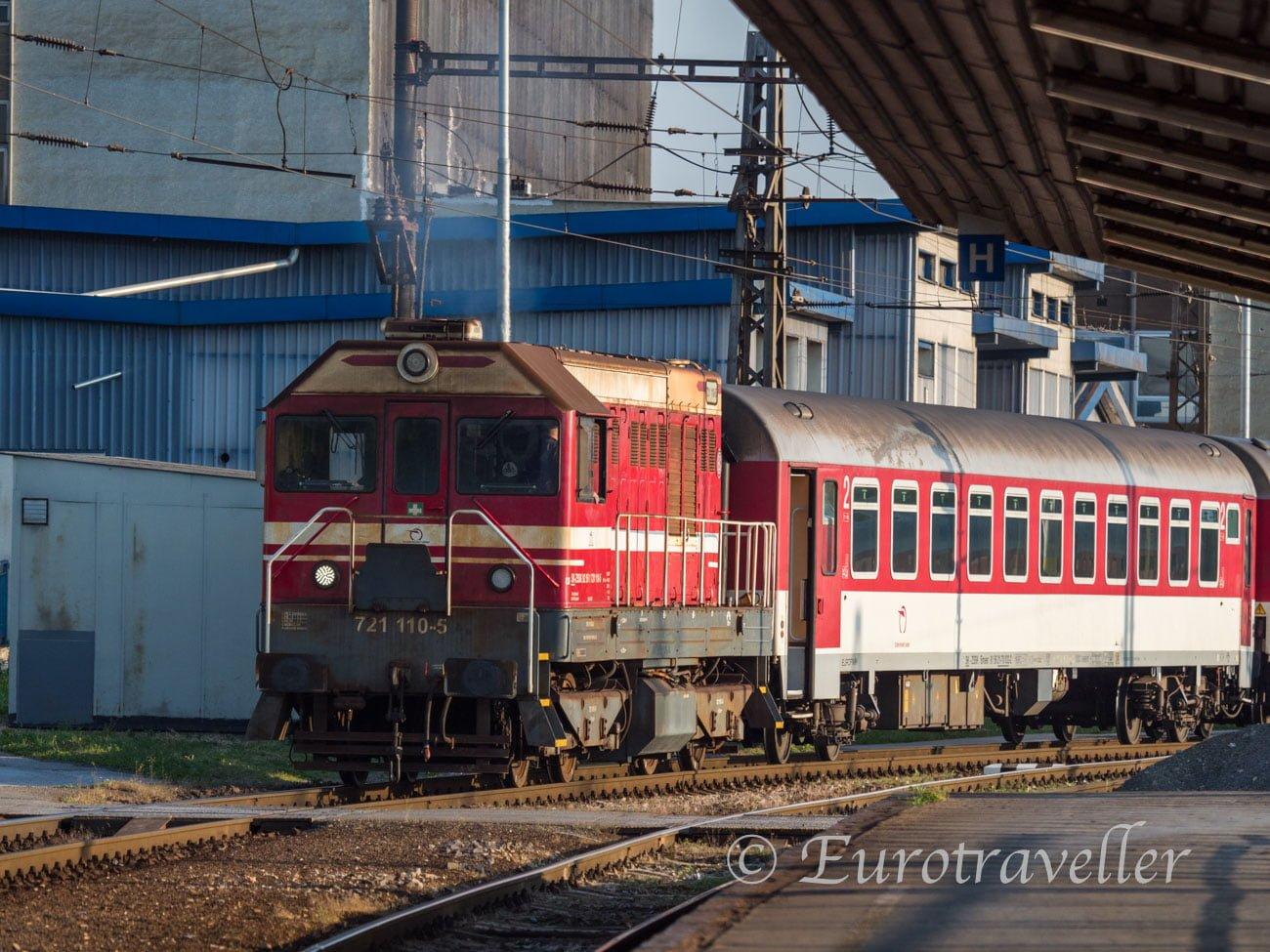 ZSSKスロバキア鉄道