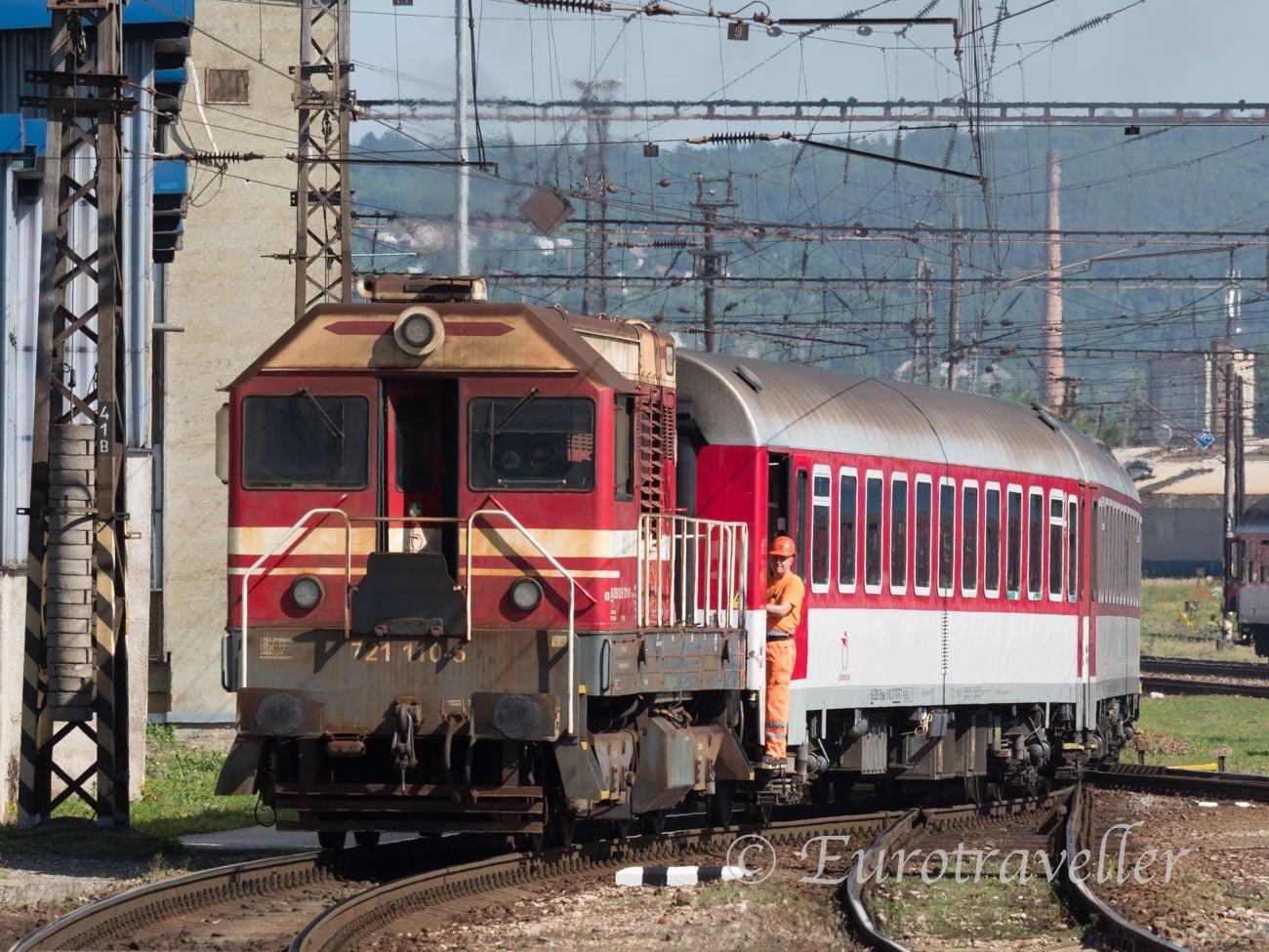 スロバキア鉄道