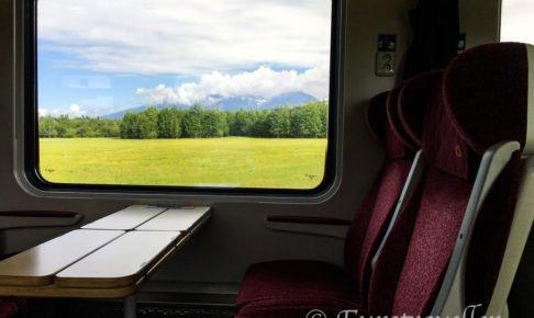 スロバキア国鉄の絶景