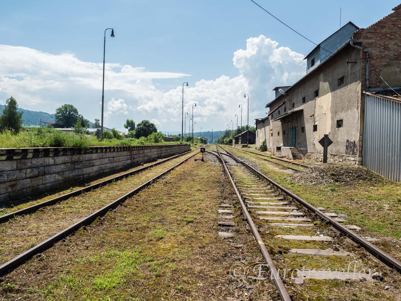 スピシュ城駅