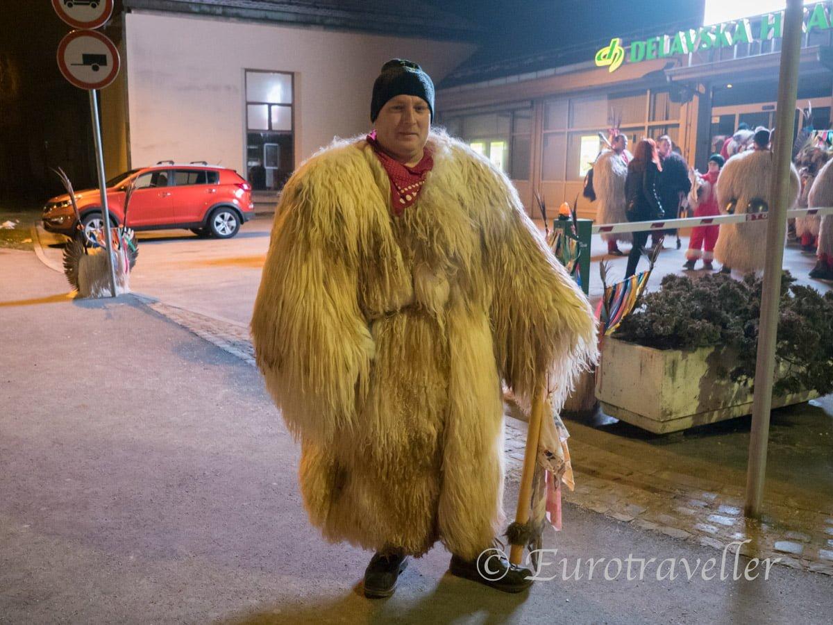 スロベニア民俗