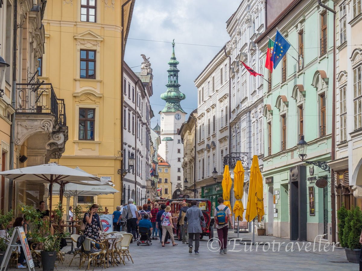 スロバキア観光