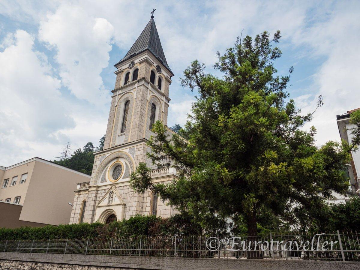 コニーツのカトリック教会