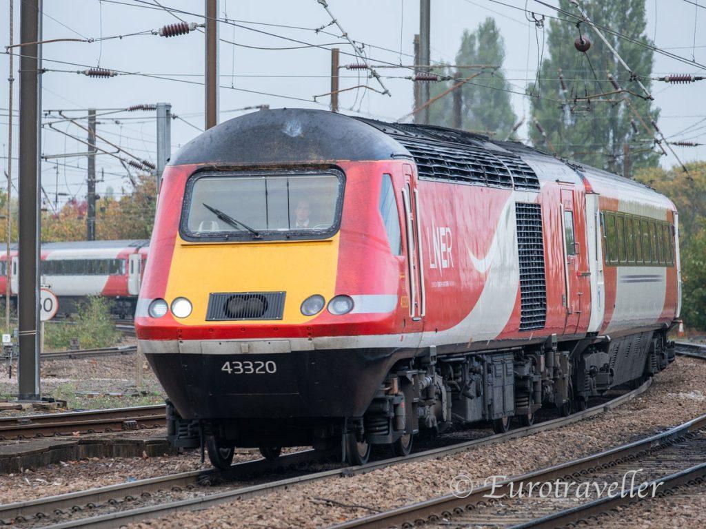 LNERイギリス高速鉄道