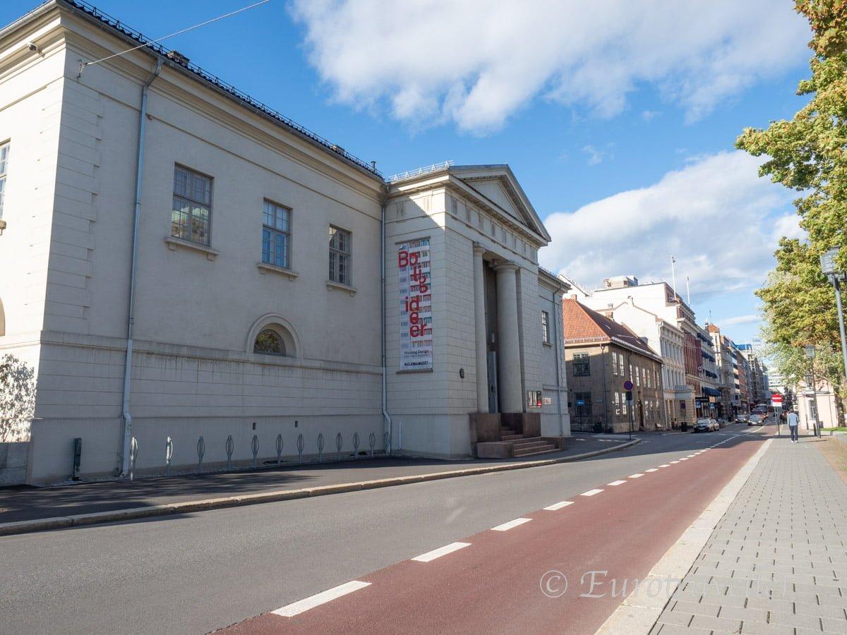 ノルウェー国立建築博物館