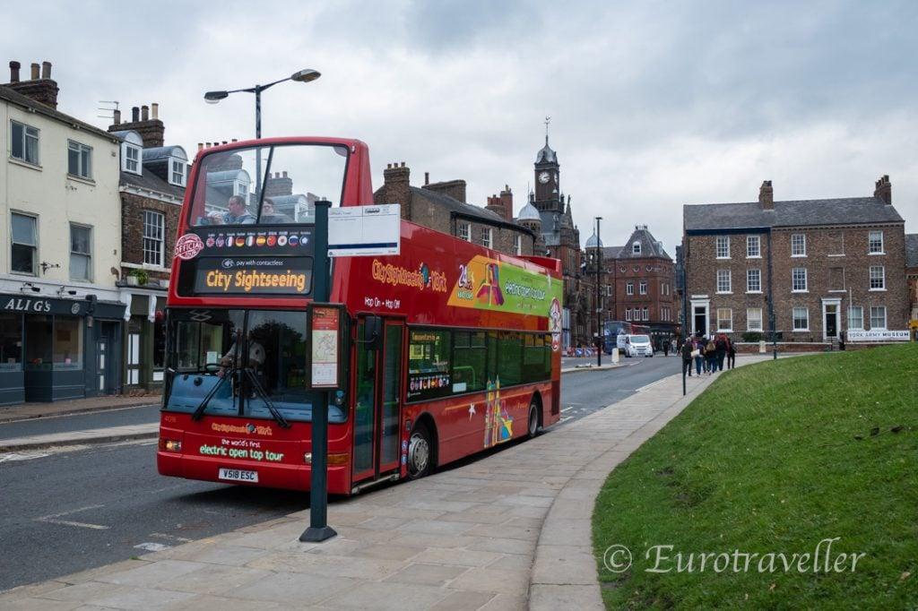 ヨーク観光バス