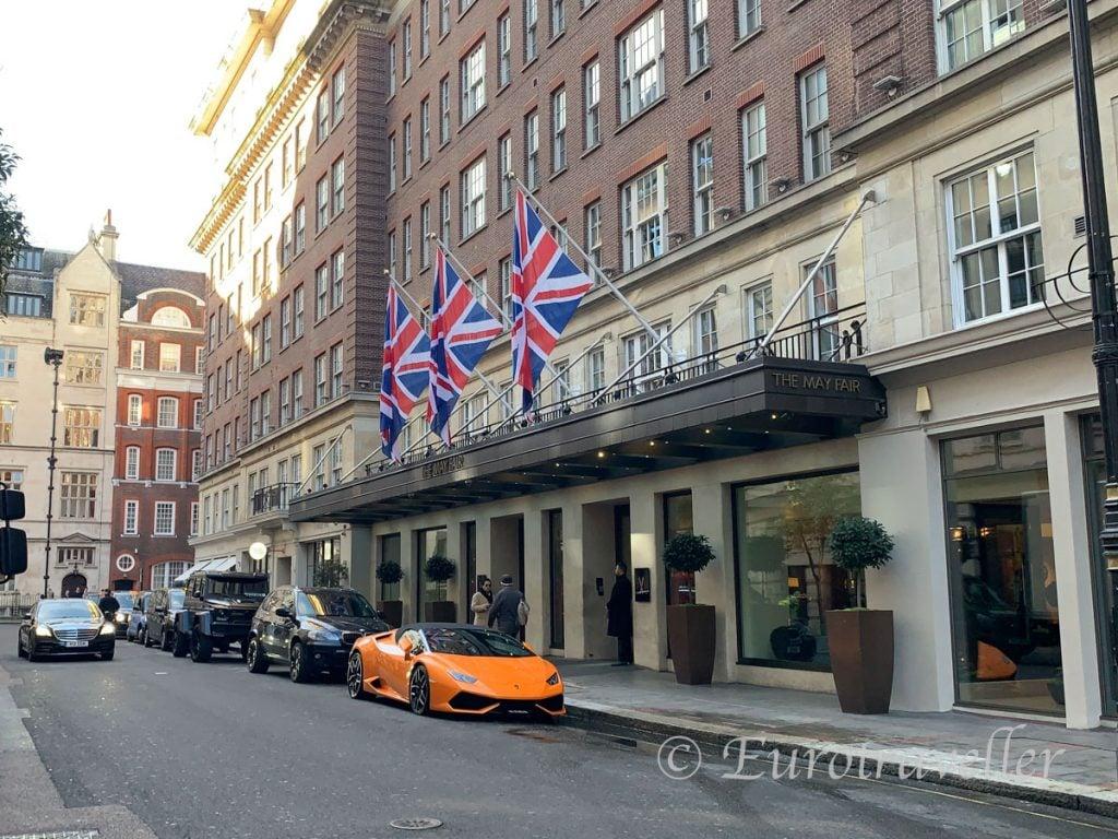 ロンドンホテルレビュー