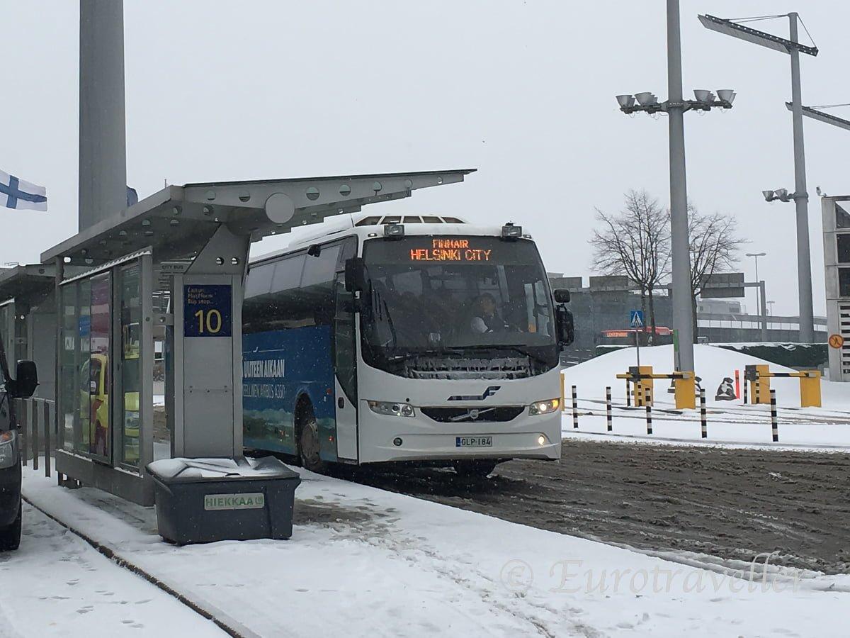 ヘルシンキ空港アクセス