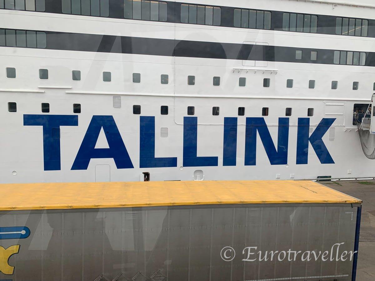 タリンク乗船レビュー
