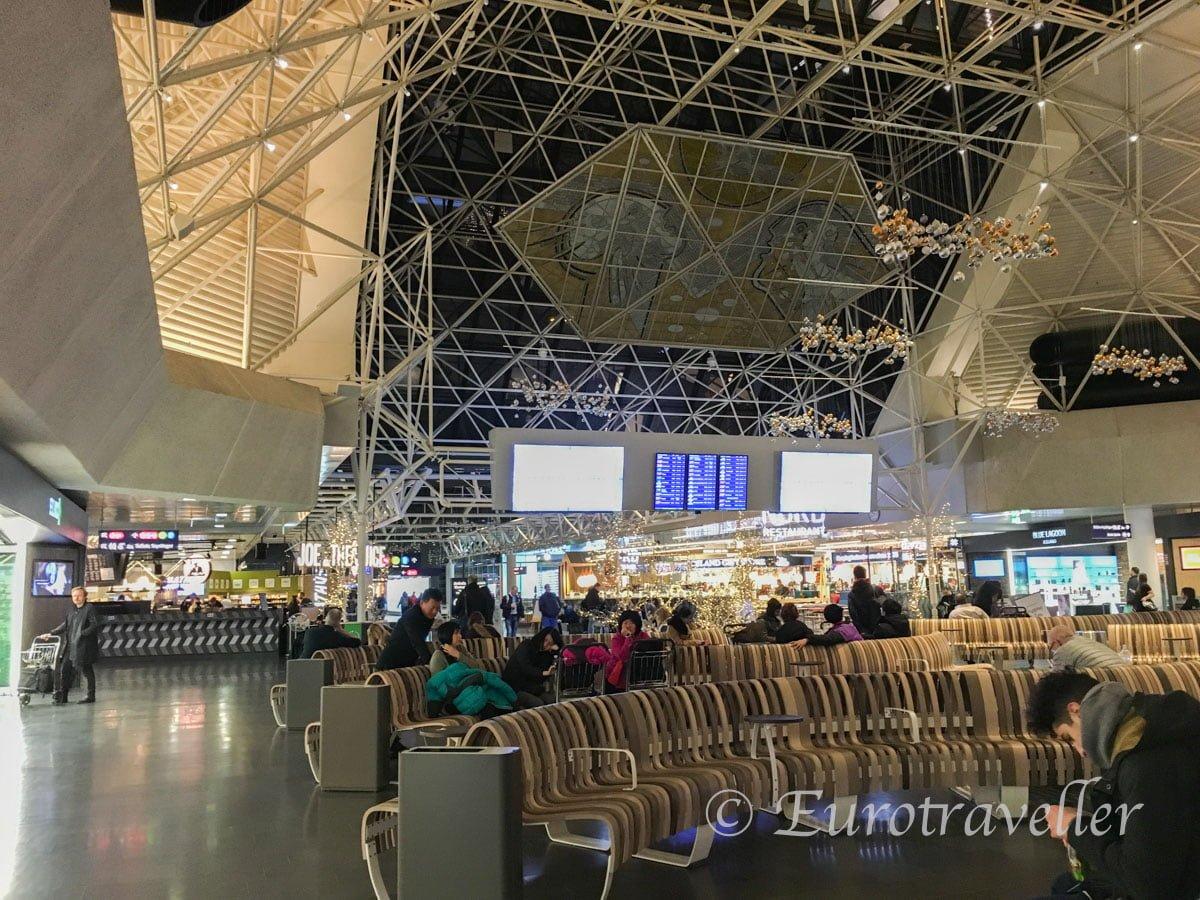 ケフラヴィーク国際空港