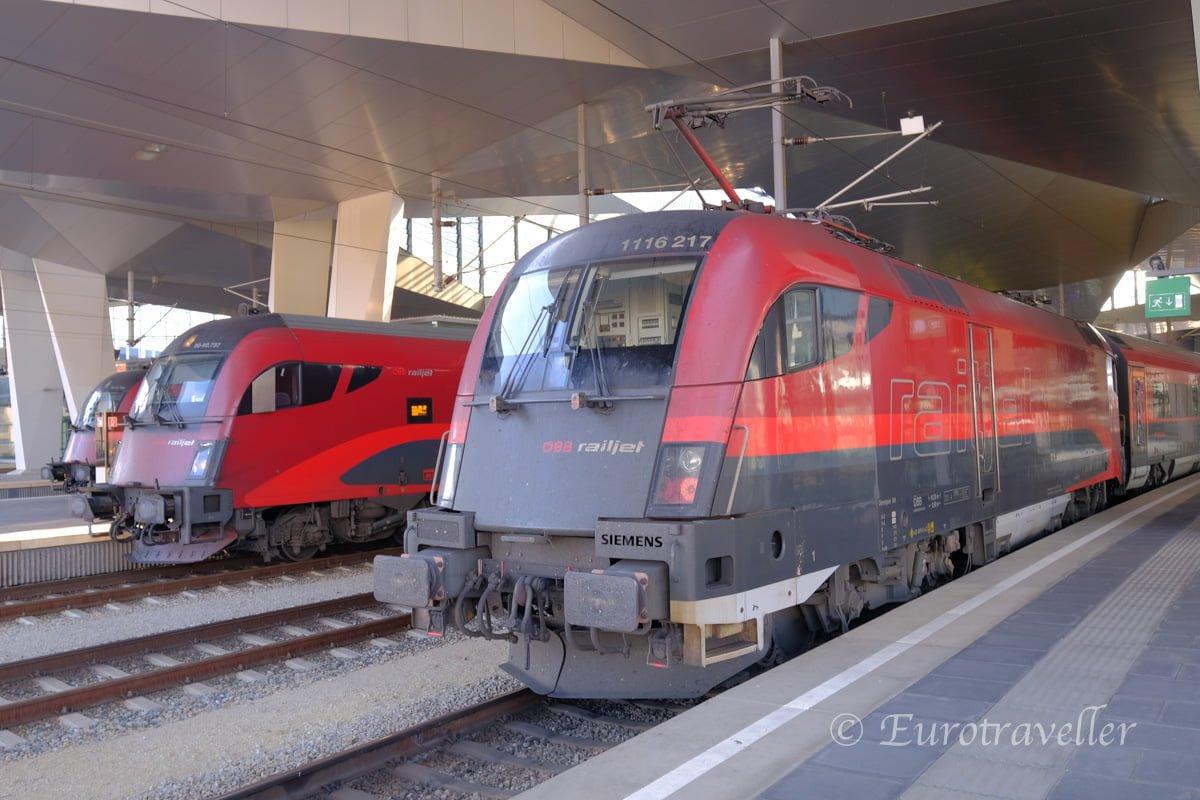 オーストリア鉄道