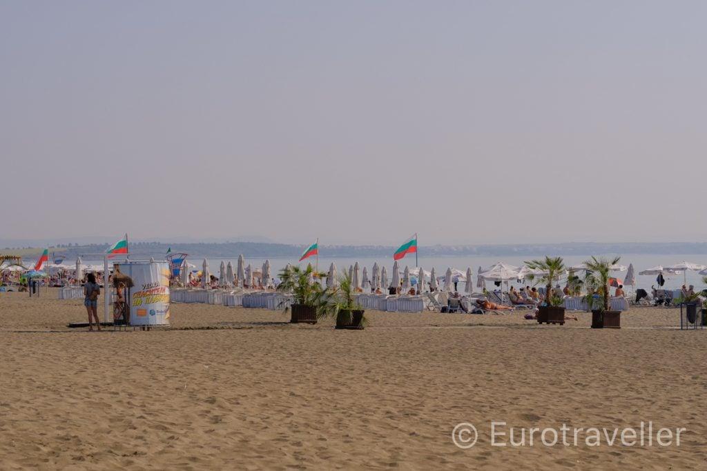 ブルガスビーチ