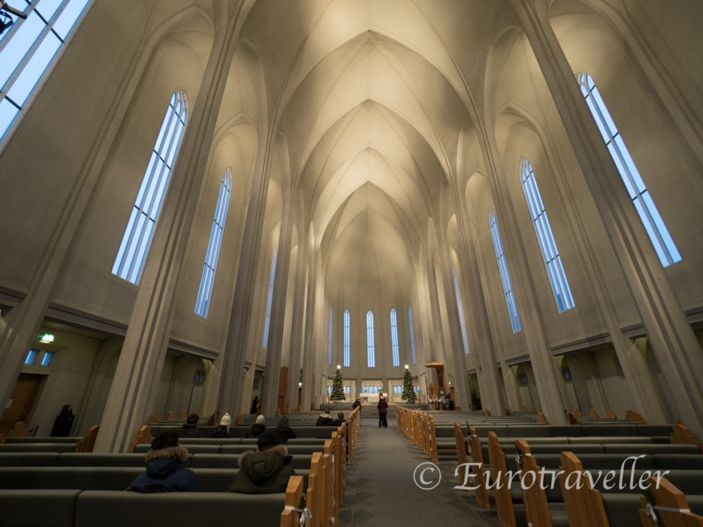 アイスランドの教会