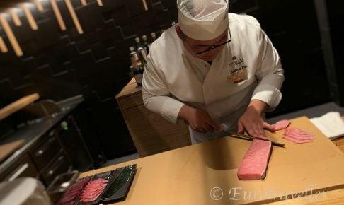 オスロのお寿司