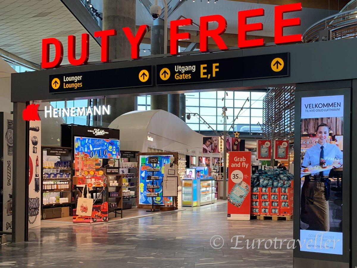 オスロ空港