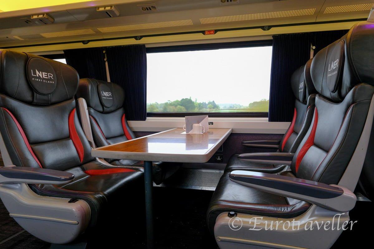 イギリス鉄道旅